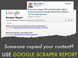 Google Scraper Report