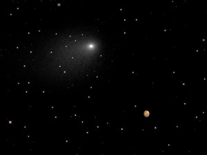 Observing Comet Siding Spring at Mars // Close Encounter of Closest Kind // #JourneyToMars with @blogs4bytes